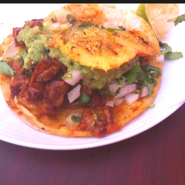 Tacos Chukis in Seattle...soooooo good and cheap- capitol hill