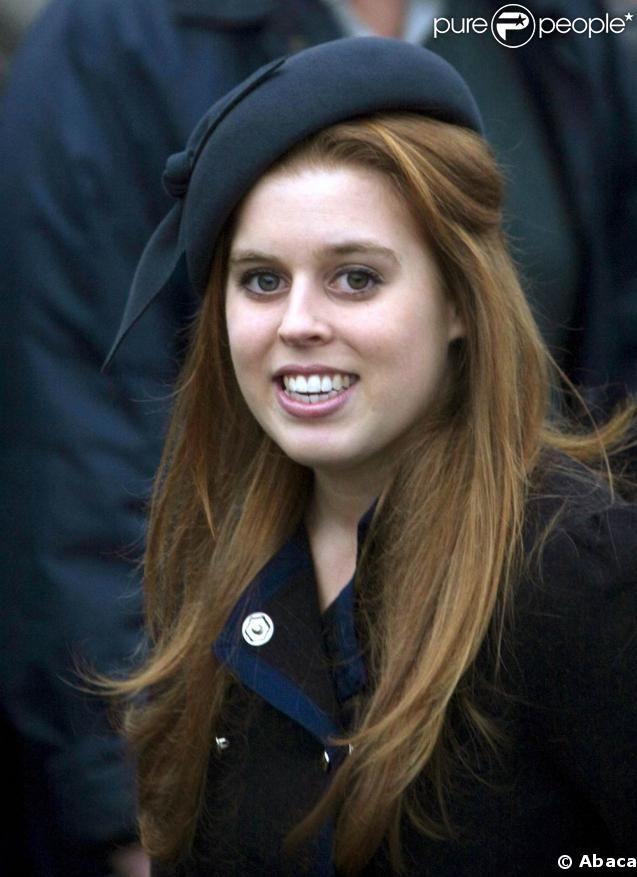 HRH Princess Beatrice of York I