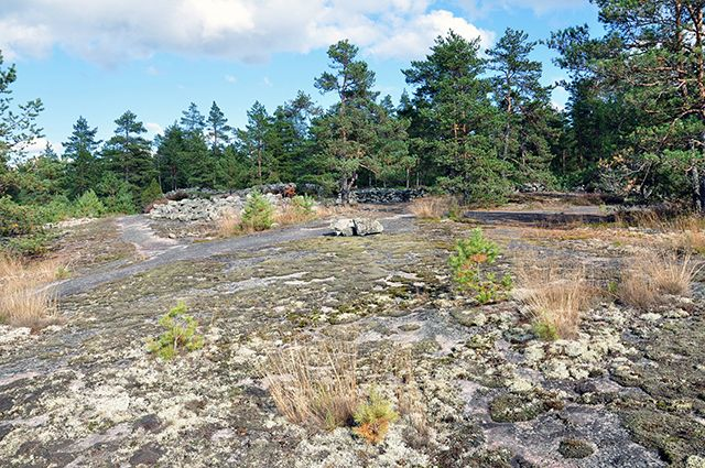 Sammallahdenmäki, a Bronze Age Burial site and UNESCO World Heritage Site in western Finland