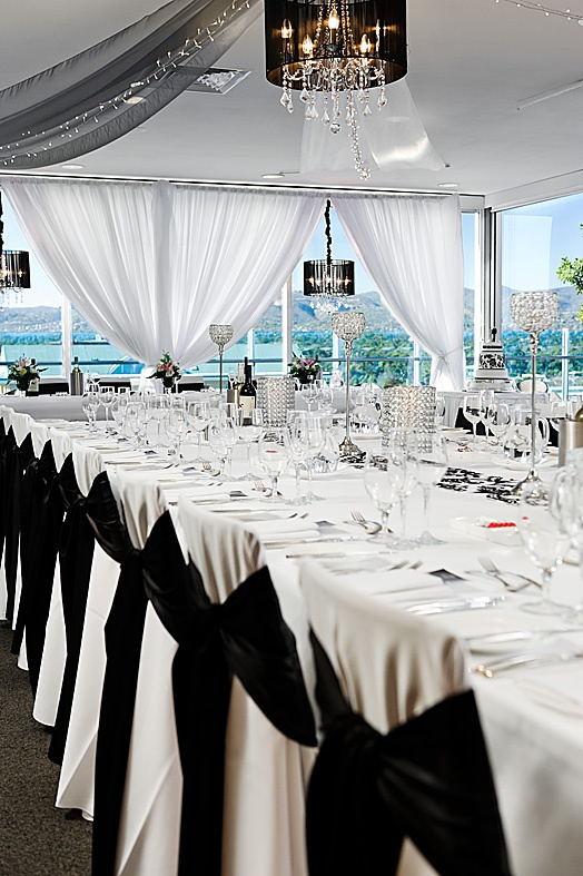 Seated Wedding Reception At Nandina Function Rooms, Majestic Roof Garden  Hotel. Adelaide, South Australia. | Weddings U0026 Events At Majestic Hotels ...