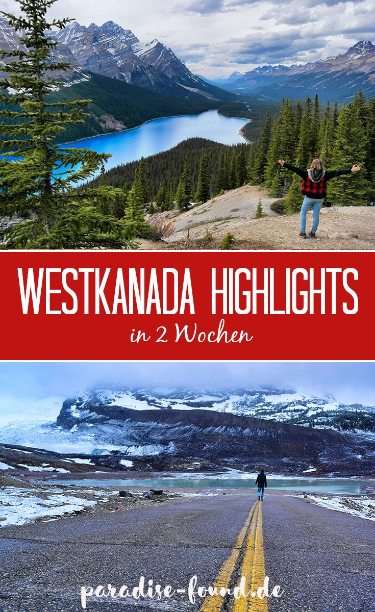 Top 10 Western Canada Highlights (in 2 weeks)