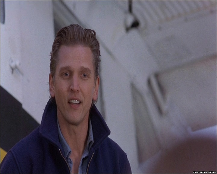 Barry Pepper in The Snow Walker