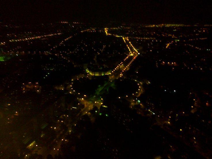 Wroclaww by night