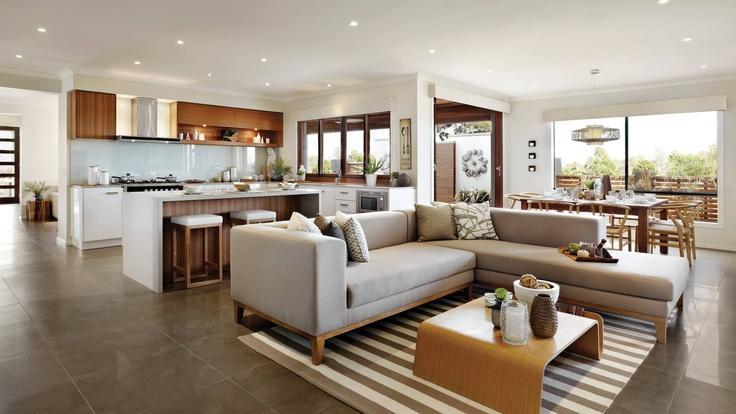 Atlantique kitchen, lounge
