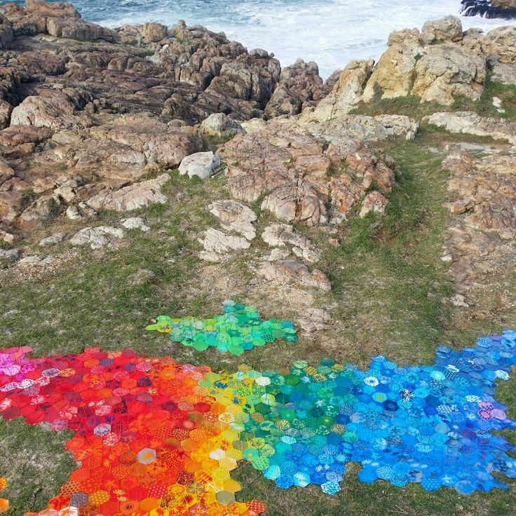 Sculptures on the Cliffs 2015,  Hermanus,  South Africa Ground Cover - Alex Hamilton