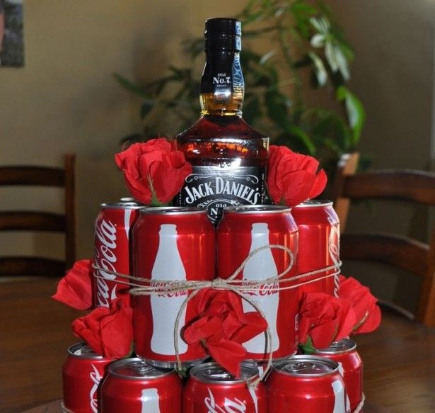 Для грядущей вечеринки: торт-коктейль