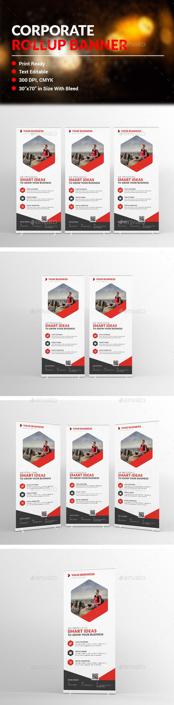 112 best Rollup Banner images on Pinterest | Creative, Editorial ...