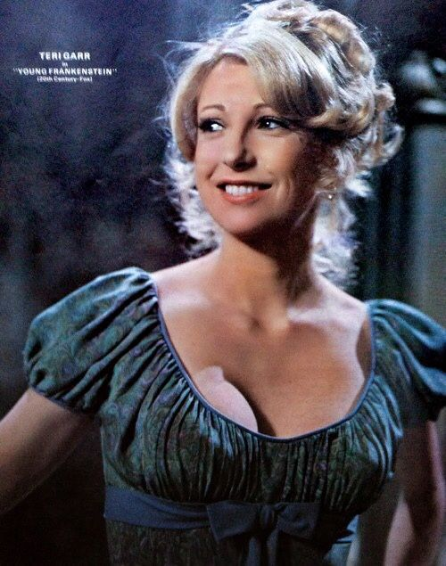 Teri Garr as Inga in Young Frankenstein (1974)
