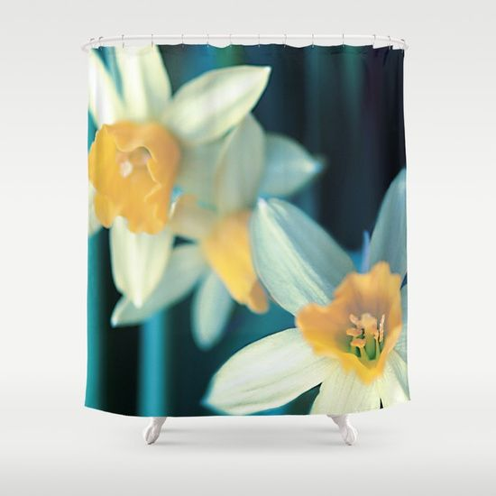 Narcisses(29) Shower Curtain