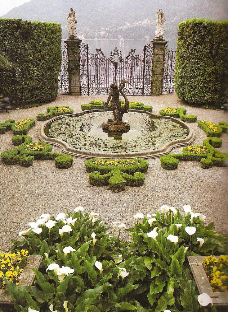 448 mejores im genes sobre jardines geometricos en for Ajedrea de jardin