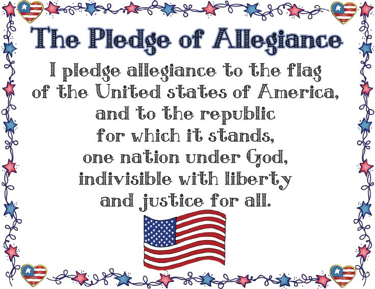 graphic about Pledge of Allegiance in Spanish Printable identify Printable Pledge Of Allegiance Within just Spanish Billy Knight
