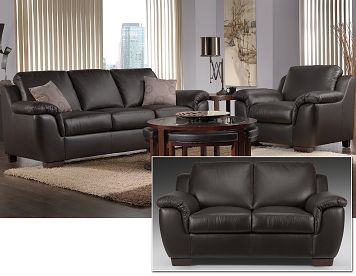 Living Room Furniture The Calla II Collection Sofa