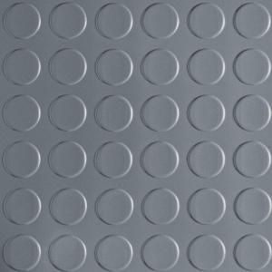 G-Floor 7.5 ft. x 17 ft. Coin Commercial Grade Slate Grey Garage Floor Cover and Protector-GF75CN717SG at The Home Depot