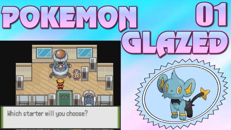 Pokemon Glazed Walkthrough 01: Powerful Starter Choices!