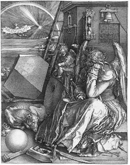 Melencolia I ou La Melencolia est le nom donné à une gravure sur cuivre d'Albrecht Dürer datée de 1514. Le titre est pris de l'œuvre où il apparaît comme un élément de la composition. Melencolia I est souvent considéré comme faisant partie d'une série, Meisterstiche, comprenant également Le chevalier, la mort et le diable (1513) et Saint Jérôme dans sa cellule (1514).