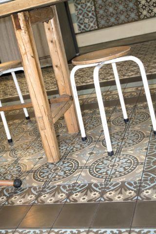 Cement tiles - Designtegels - Showroom Breda