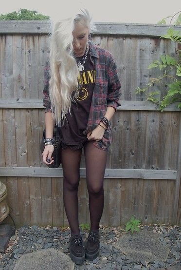 What's in your head (by Nicola Boraston) http://lookbook.nu/look/3693803-What-s-in-your-head
