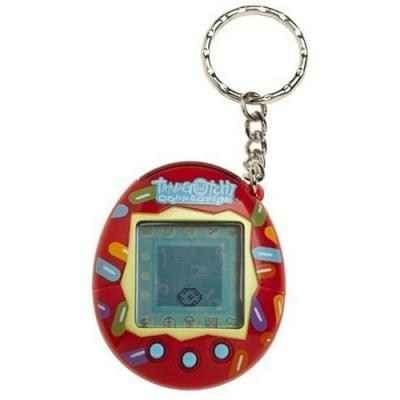 Tamagotchi. And it's an app now! Unfortunately not for iPhone yet though. No matter though, I'm sure it won't be the same. I loved my tamagotchi friend. He was a dinosaur. :)