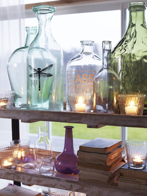 7 best glass images on Pinterest Floral arrangements, Flower vases