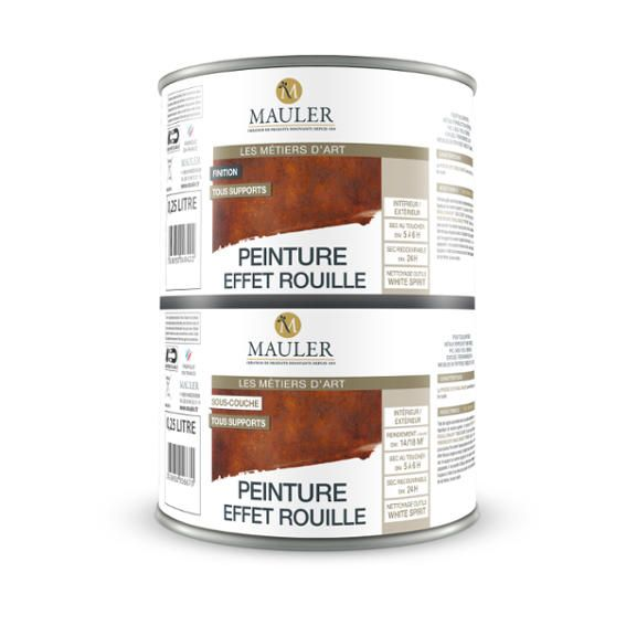 les 25 meilleures id es de la cat gorie peinture effet rouille sur pinterest rouille rouille. Black Bedroom Furniture Sets. Home Design Ideas