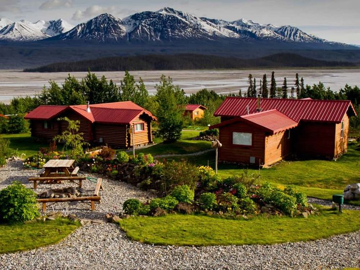 Ultima Thule Lodge, Alaska