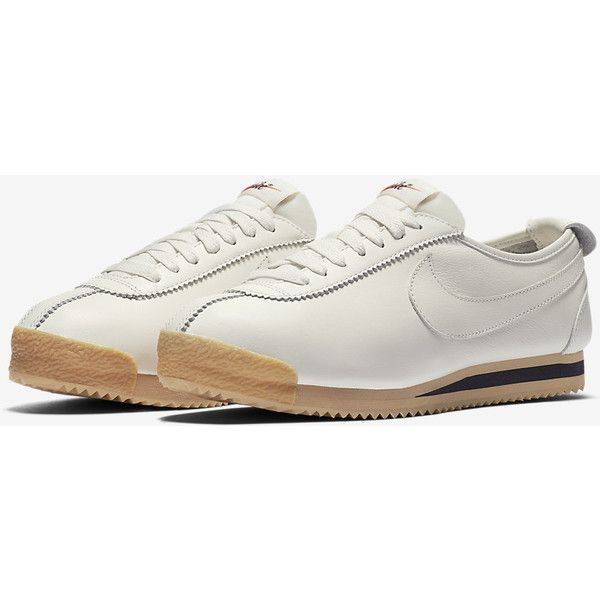 Nike Cortez 72 Women's Shoe. Nike.com (€110) ❤ liked on Polyvore featuring shoes, nike footwear, nike shoes and nike