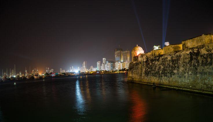 """A todo el que le apasione la historia que venga a Cartagena de Indias, se sumergirá en su pasado colonial esplendoroso y vivirá sus """"sabrosas"""" noches caribeñas."""