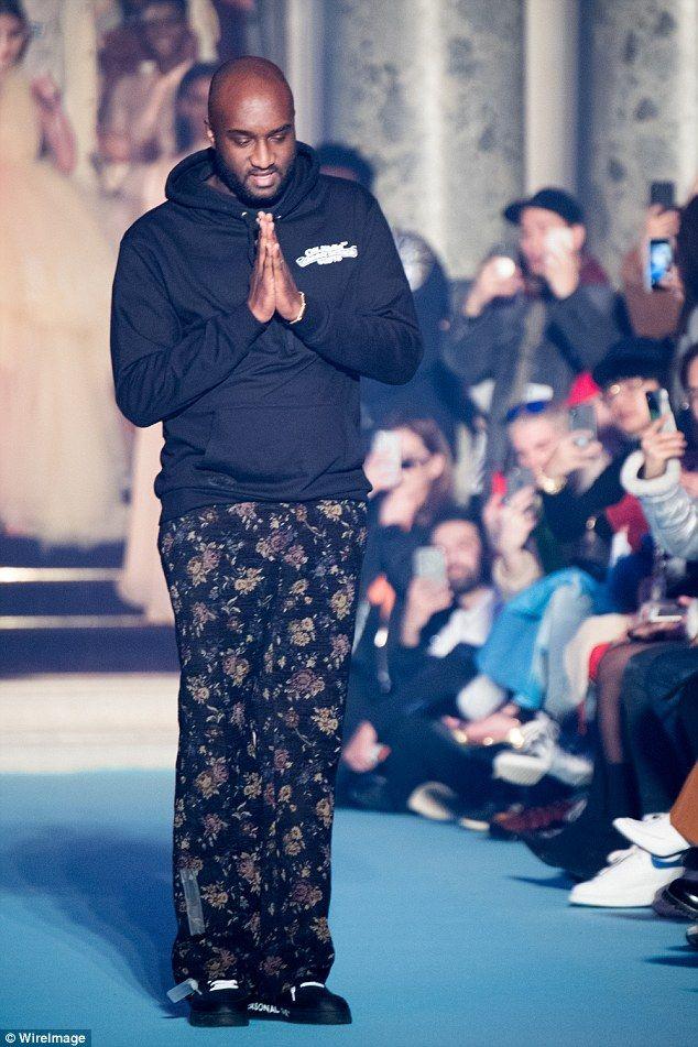 8bb91ae2e02b ... menswear designer. Louis Vuitton names Virgil Abloh as its first black  artistic director