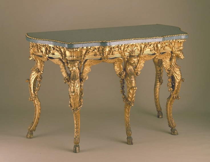 Gilt Oak, Lime  Wood, Marble, The Minneapolis Institute Of Arts.