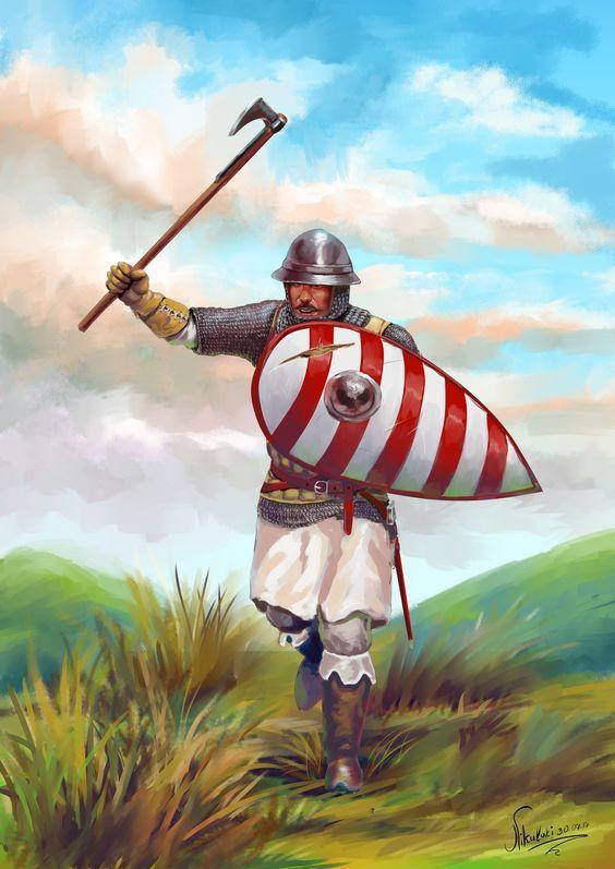 Guerrero moldavo sobre el siglo XV. http://www.elgrancapitan.org/foro/viewtopic.php?f=87&t=16834&p=900342#p900098