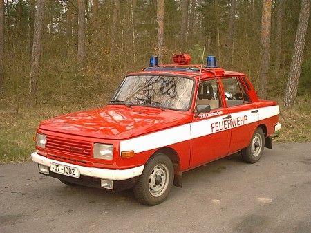 Feuerwehr Wartburg
