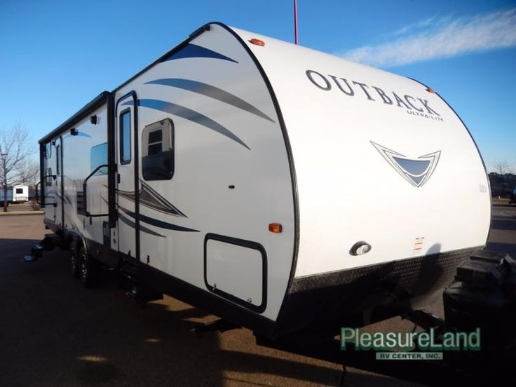 New 2017 Keystone RV Outback Ultra Lite 314UBH Travel Trailer at PleasureLand RV | Ramsey, MN | #874-17