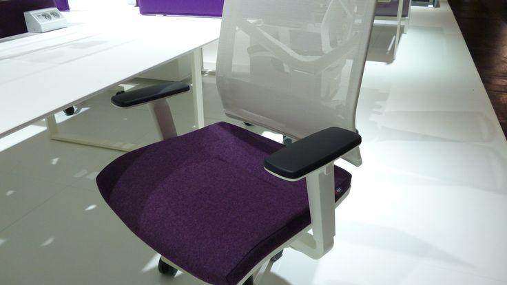 Noul scaun Omnia de la Antares. Confortul  acestui scaun sigur va contribui la o ambianta placuta si o productivitate ridicata in biroul dumneavoastra. Mai multe informatii pe www.scaune.ro