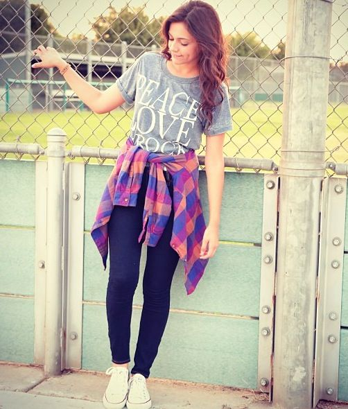 Love Bethany Mota's Style!Subscribe to her on YouTube and watch her videos!I have some of her videos on my Girly Stuff Page!