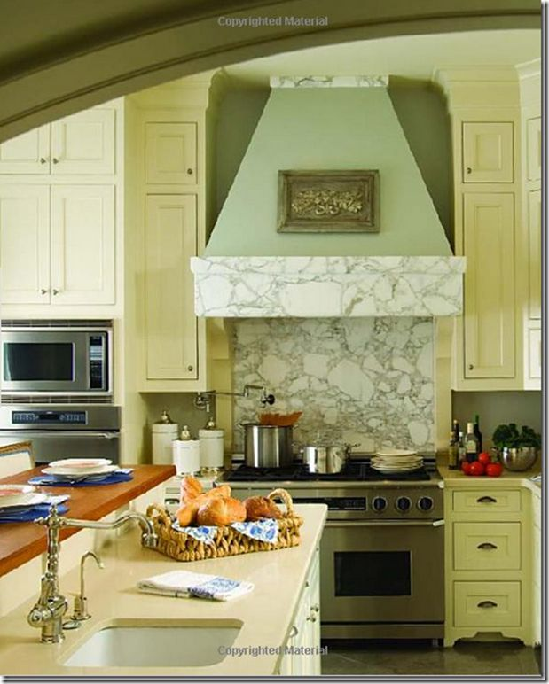 White Kitchen Yes Or No: Behind The Range Images On Pinterest