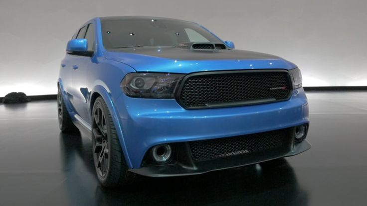 Check out the Dodge Durango Shaker concept http://www.autoblog.com/2016/11/01/dodge-durango-shaker-concept-sema/