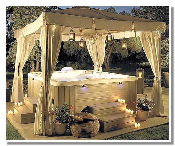 Pergola Hot Tub Ideas - Best Design & Ideas - Pergola Hot Tub Ideas - Best Design & Ideas Pergola Hot Tub Ideas