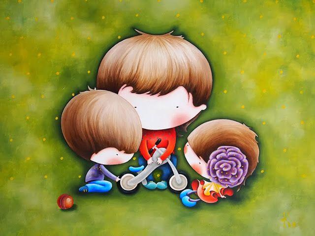 Картины для детских комнат: Бармалейки.........