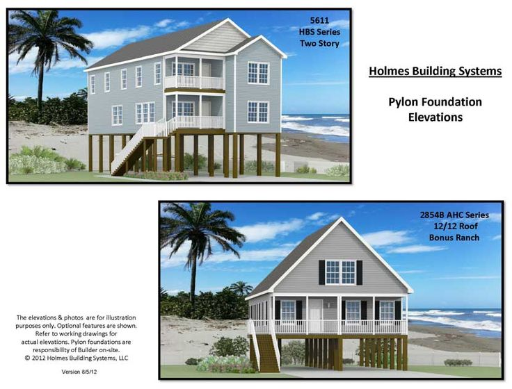 117 best images about houses on piers on pinterest house for Small beach house plans on pilings