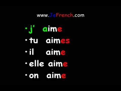 Beginners French: video lesson 1 for beginners in French