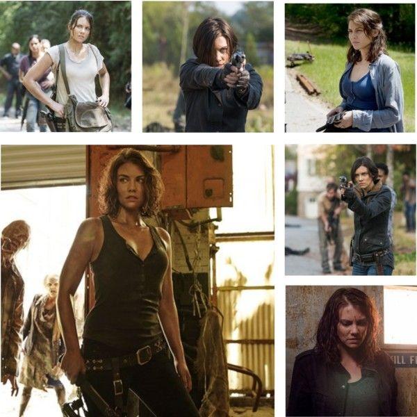 #TWD #TheWalkingDead #Zombie #Apocalypse #Walkers #Survivors #PostapocalypticWorld #LaurenCohan #MaggieGreene #Lauren #Cohan #Maggie #Greene #MaggieRhee #Maggie...