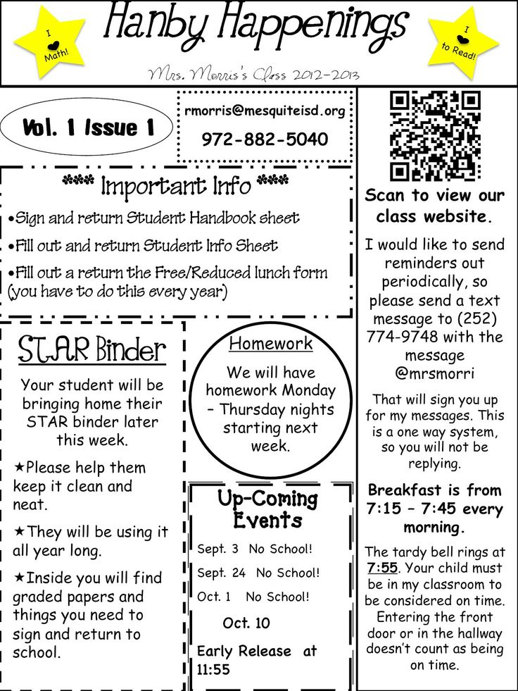 8 best Newsletter Ideas images on Pinterest 2nd grades, Awards - biography template