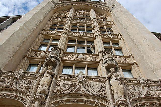 Queen's Building, Cardiff University