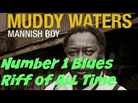 The Number 1 most famous Blues Riff of ALL Time - YouTube