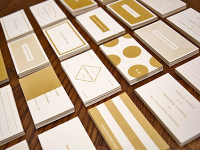 Business Cards Galore | Aaron Eiland - Graphic Design, Illustration & Screen Printing