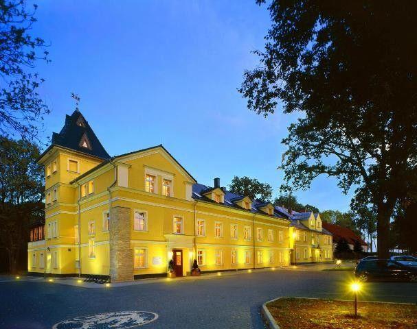 Klimat z czasów Templariuszy, w pięknych okolicznościach - zapraszamy do Hotelu Pałac Lucja!