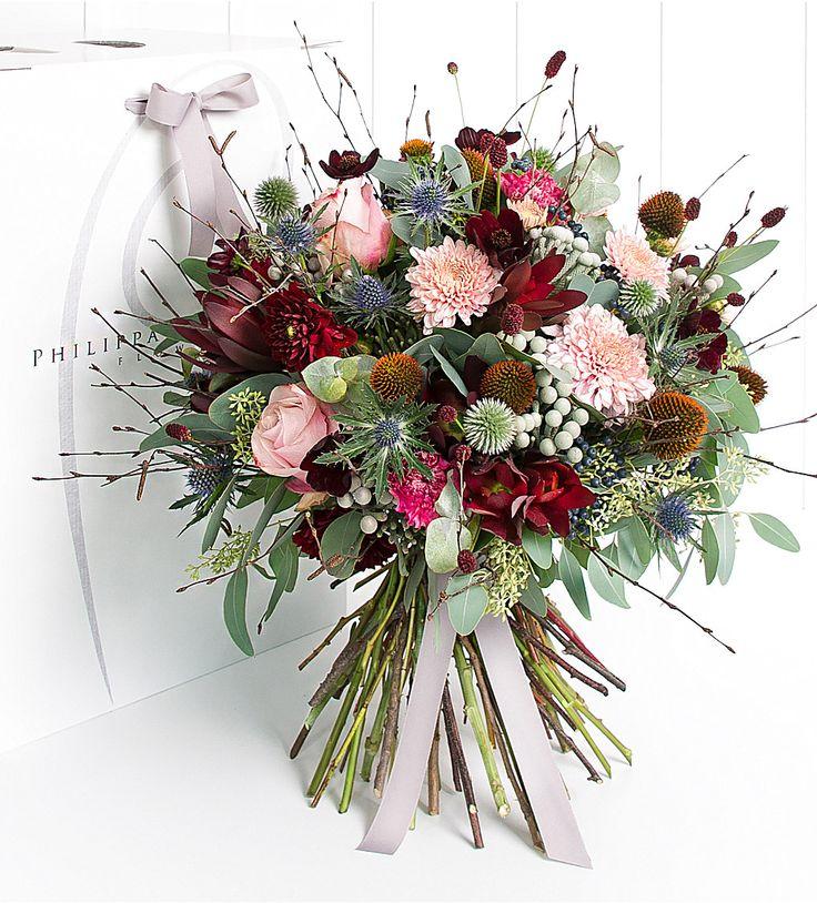 PHILIPPA CRADDOCK Morning Frost bouquet Online flower
