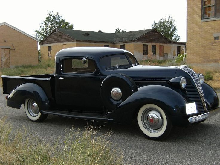 Old Hudson Cars For Sale