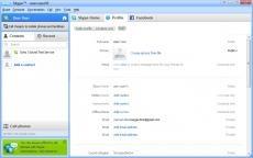 Martes de Descargas:  Skype  Skype es el programa por excelencia para realizar llamadas y videollamadas a través de Internet. Los usuarios lo han elegido por sus claras ventajas, entre ellas podemos citar: la calidad del sonido, la posibilidad de realizar videollamadas en HD, la facilidad para llamar a un teléfono o PC en cualquier parte del mundo.   http://descargar.mp3.es/lv/group/view/kl26384/Skype.htm?utm_source=pinterest&utm_medium=socialmedia&utm_campaign=socialmedia
