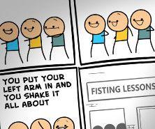 Ipad fisting lessons barbie gifs